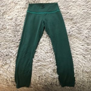 Forest Green Align Pant